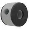 """Orifice Plate Flowmeters PVC,20""""H2O,16""""Line Size -- PE-Q-1 -- View Larger Image"""