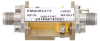 3 dB NF, 10 MHz to 20 GHz, Low Noise Broadband Amplifier with 22 dBm, 15 dB Gain and SMA -- FMAM3272 -Image