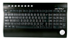 SILVER SURF Multimedia Keyboard - Canadian - Black -- S105CA