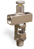 "Cross Heavy Duty Sight Feed Valve, 1/2"" Female NPT Inlet, 1/2"" Male NPT Outlet, Handwheel -- B748-3 -Image"