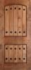 Custom Wood Dutch Exterior Door Series