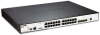 24-Port Managed Gigabit Stackable L2+ PoE Switch including 4 Combo SFP ports -- DGS-3120-24PC