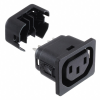 Power Entry Connectors - Inlets, Outlets, Modules -- 486-2891-ND - Image