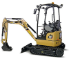 Mini Excavators -- 301.7D CR - Image