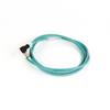 Micro D-Code, QD Style Ethernet Media -- 1585D-E4UBJM-2 -- View Larger Image