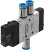 Air solenoid valve -- CPE14-M1BH-5L-QS-6 -Image