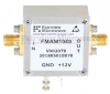 2 dB NF Low Noise Amplifier, Operating from 10 MHz to 1 GHz with 32 dB Gain, 12 dBm P1dB and SMA -- FMAM1049 -Image