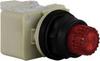 PushButton,30mm,24V,LED,No Guard,Red -- 5KCH8