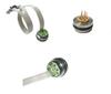Vacuum Gage Compensated Pressure Sensor -- 86VC