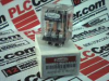 RELAY 11PIN 3PDT 24VDC SILVER ALLOY C -- 1A488