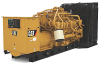 Gas Generator Set -- G3512 750KW