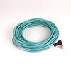 Micro D-Code, QD Style Ethernet Media -- 1585D-E4UBJM-5 -Image