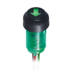 Micro Push Button Switch With Night And Function Lighting -- 145MG