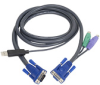IOGEAR Intelligent KVM Cable -- G2L5502UP