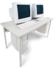 Computer Table -- QWTCP2448-GMQ