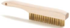 BRUSH SHOE HANDLE STYLE 10IN WOOD -- CSM4578400
