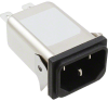 Power Entry Connectors - Inlets, Outlets, Modules -- 817-1825-ND -Image