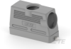Rectangular Connector Hoods & Bases -- T1180244032-000 -Image