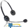 Nortel Flex Binaural Ultra Noise-Canceling Headset -- A0378154