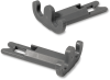 Delphi 12034363 Metri-Pack 630 Series TPA Secondary Lock Clip, 2-Contact, Gray -- 38137 -Image