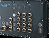 EN 50155 12-port Full Gigabit Managed Ethernet Switch -- EKI-9512-WV -Image