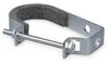 J Hanger Felt Lined,Size 1 1/2 In -- 1RVB1 - Image