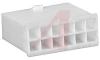 PLUG HOUSING-FREE HANGING;94V-0;12 CIRCUITS -- 70190909 - Image