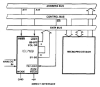 12-Bit A/D Converter with 3-State Binary Outputs -- ICL7109 - Image