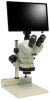 Microscope, Stereo Zoom (Trinocular) -- 243-1301-ND -Image