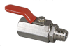 Metal Two Way Ball Valve -- 2000 Series