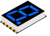 Display Modules - LED Character and Numeric -- DSM7TA56106TTR-ND -Image