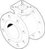Ball valve -- VZBC-100-FF-16-22-F0710-V4V4T -Image