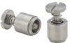 Captive Screws, Broaching for PC Boards - Metric -- PFK-M3-40-2 -- View Larger Image