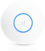802.11ac Wave 2 Access Point with Dedicated Security Radio -- UniFi®AP AC SHD