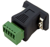 StarTech.com RS422 RS485 Serial DB9 to Terminal Block Adapte -- DB92422