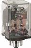 Relay; Octal Relay,11 Pin,3PDT, 16 Amp Rating, 24 VDC,Plug-in socket mount -- 70185116