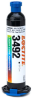 Henkel Loctite 3492 Light Cure Adhesive Clear 25 mL Syringe -- 28367