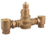 Lead Free* Master Tempering Valves for Hot Water Distribution with Checkstops -- 0559167 - Image
