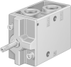 Air solenoid valve -- MFH-3-1/2-S -Image