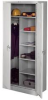 Tennsco Deluxe Cabinets -- H7814-LGY -Image