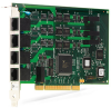 PCI-8433/4, 4 Port, RS485/RS422, 2000V Isolated, Serial Interface -- 779146-01