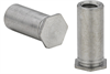 Blind Threaded Standoffs for Installation into Stainless Steel - Type BSO4 - Metric -- BSO4-3-5M3-25 -Image