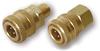 Hansen 45-ST Quick Coupler Brass Socket -- 200045720