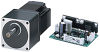 CRK Series Stepper Motors (Pulse Input) (DC Input) -- crk564apr27t10
