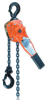 CM SERIES 653 LEVER HOISTS -- H5316