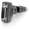 360° Rotating HDMI® Male to DVI-D? Female Adapter -- 2101-40932-ADT