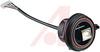 USB Buccaneer Front Panel Mount Connector IP68 Type B -- 70099036