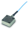 High amplitude, shock, triaxial ICP® accelerometer -- 350B50