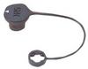HRS (HIROSE) - HR30-7P-C(71) - PLUG DUST CAP, PLASTIC -- 952890