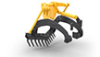 Motor Grader Attachments -- Blades, Scarifiers